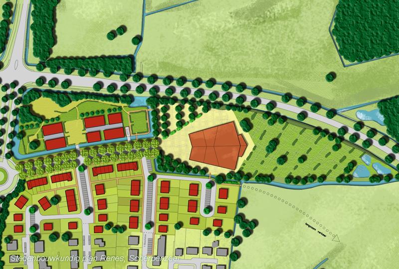 Stedenbouwkundig-plan-Renes-Scherpenzeel